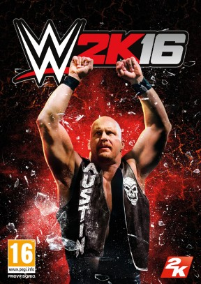 WWE 2K16 PC Cover