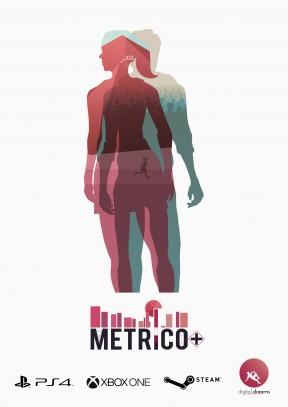 Metrico Plus PS4 Cover