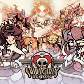 Skullgirls 2nd Encore Switch Cover
