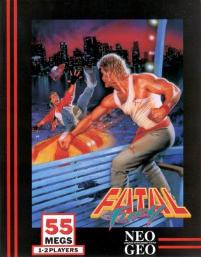 Fatal Fury PC Cover