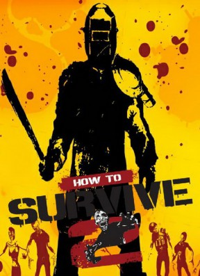 How to Survive 2 PS4 Cover