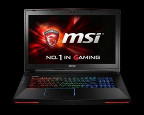MSI GT72 2QE PC Cover