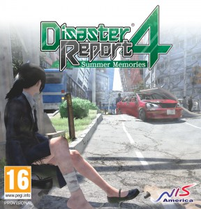 Disaster Report 4 Plus: Summer Memories PC Cover