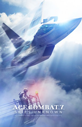 Ace Combat 7: Skies Unknown PC Cover