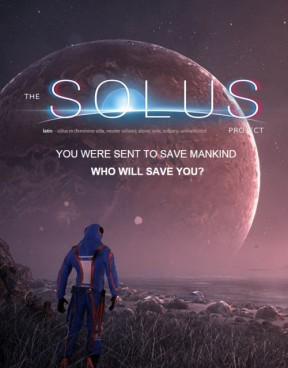 The Solus Project PC Cover