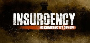 Insurgency: Sandstorm PS4 Cover