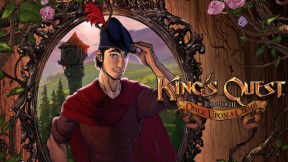 King's Quest - Episode 3: Once Upon a Climb PC Cover