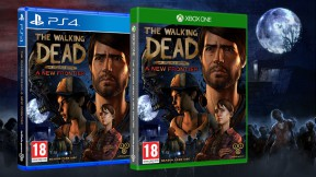 The Walking Dead Stagione 3 PC Cover