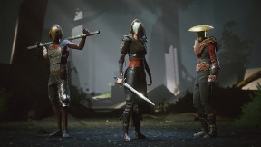 Absolver PS4 Cover
