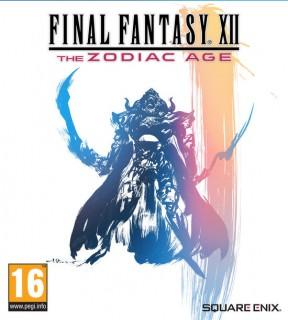 Final Fantasy XII: The Zodiac Age PC Cover
