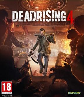 Dead Rising 4 PC Cover