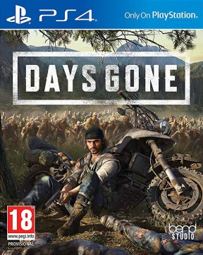 Days Gone PS4 Cover