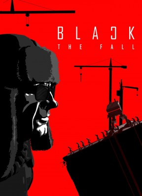 Black the Fall Xbox One Cover