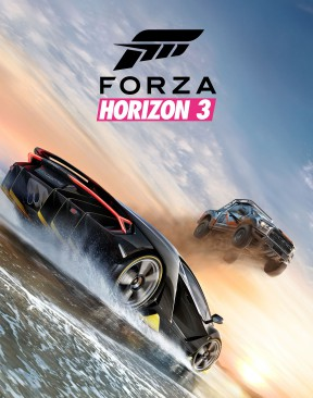 Forza Horizon 3 PC Cover