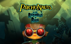 Psychonauts in the Rhombus of Ruin PS4 Cover