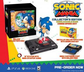 Sonic Mania PC Cover