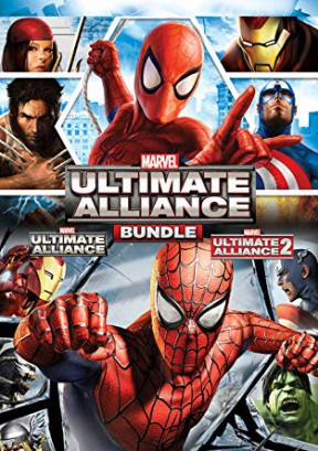 Marvel: Ultimate Alliance Bundle PC Cover
