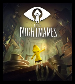 Little Nightmares PS4 Cover