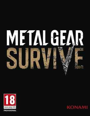 Metal Gear Survive PC Cover