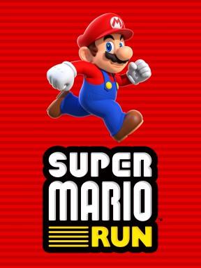 Super Mario Run Android Cover