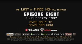 Minecraft: Story Mode Episode 8 - A Journey's End? PC Cover