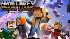 Minecraft: Story Mode - The Complete Adventure PC Cover