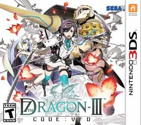 7th Dragon III Code: VFD 3DS Cover