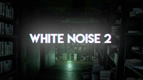 White Noise 2 PC Cover