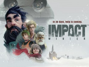 Impact Winter PS4 Cover