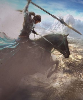 Dynasty Warriors 9 PC Cover