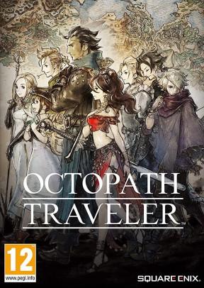Octopath Traveler PC Cover