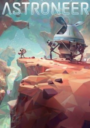 Astroneer Xbox One Cover