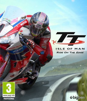TT Isle of Man PC Cover