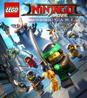LEGO Ninjago il Film: Video Game PC Cover