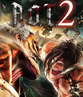 Attack On Titan 2 PC Cover