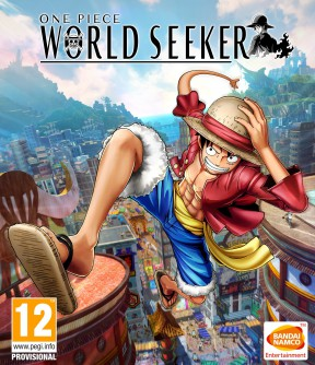 One Piece World Seeker Xbox One Cover