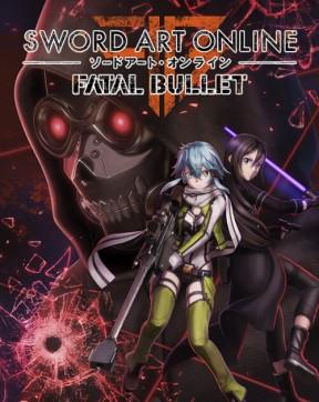 Sword Art Online: Fatal Bullet PC Cover