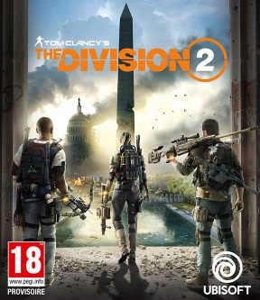 The Division 2 PC Cover