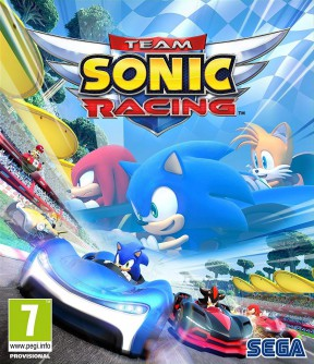 Team Sonic Racing PC Cover