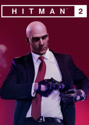 Hitman 2 (2018) PC Cover
