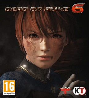 Dead Or Alive 6 PC Cover