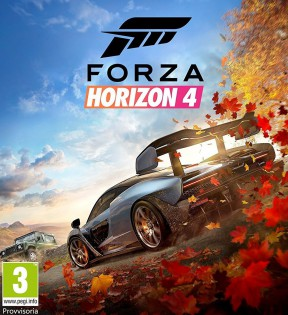 Forza Horizon 4 PC Cover