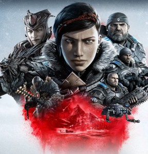 Gears 5 PC Cover