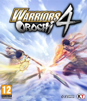 Warriors Orochi 4 PC Cover