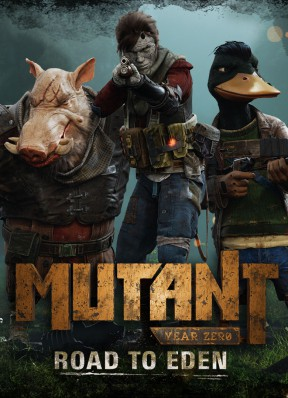 Mutant Year Zero: Road to Eden Xbox One Cover