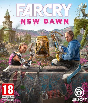 Far Cry New Dawn PC Cover