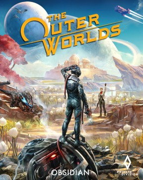 The Outer Worlds Xbox One Cover