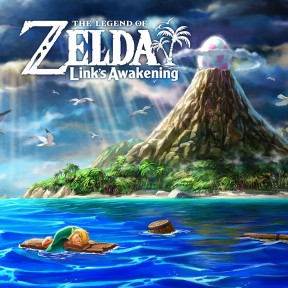 The Legend of Zelda: Link's Awakening Switch Cover