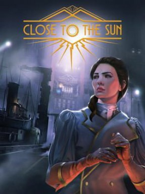 Close to the Sun PS4 Cover
