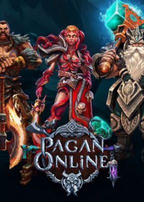 Pagan Online PC Cover